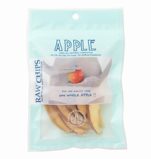 干しりんご RAW CHIPS APPLE 5個セット